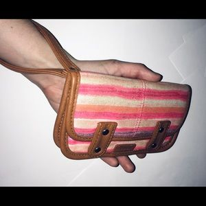 💗 Women's Wristlet Wallet / Clutch